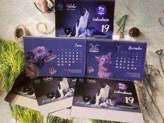 Calendario Solidario de Mesa 2019