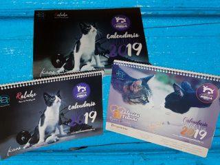 Pack Calendarios Solidarios 2019