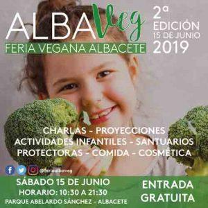 II  Edición de la Feria Vegana de Albacete - Albaveg